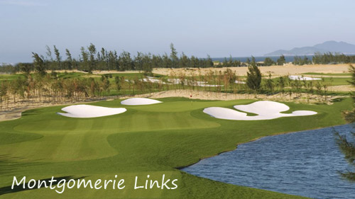 Montgomerie Links Vietnam tour (RTG002)