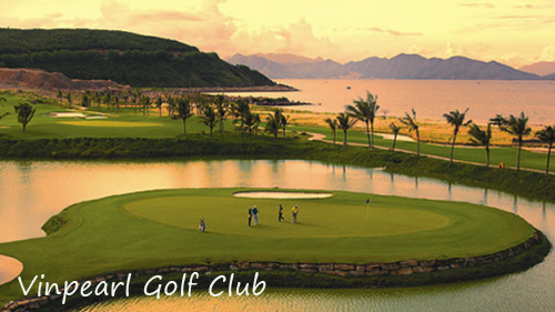 Vinpearl Golf Club tour (RTG005)