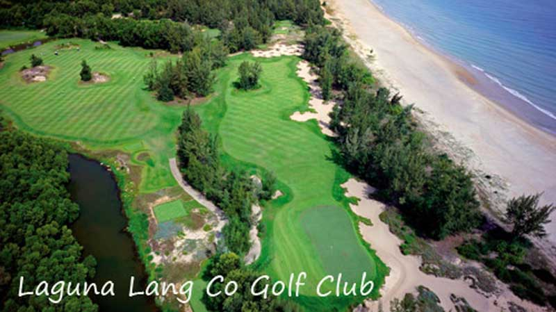 Laguna Lang Co Golf Club tour (RTG003)