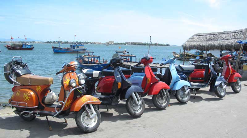Discover Hoi An Cultural Morning By Vintage Vespa (Half Day - RT024)