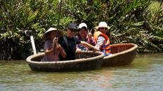 3.2 Coracle boat