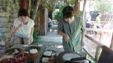 Hoi-An-cooking-class-Vespa-tour-Rice-paper-making