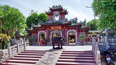 Phuc Kien Assembly Halls - Hoi An old town