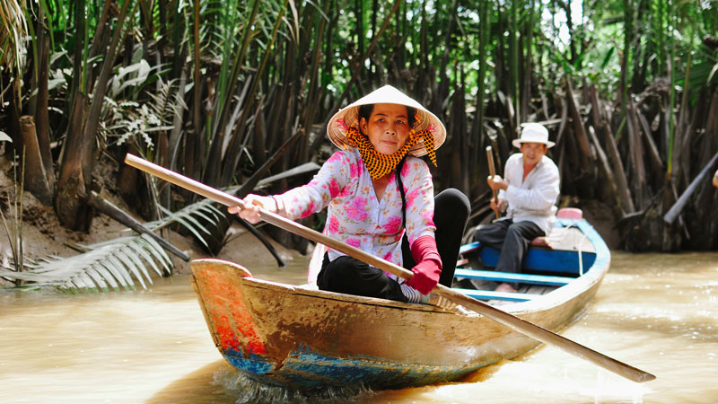 Mekong Authentic (Full Day; RT-PRT005)