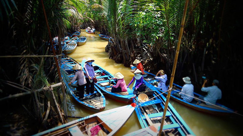 Cu Chi Tunnel – Mekong Delta Tour (Full Day; RT-PRT006)