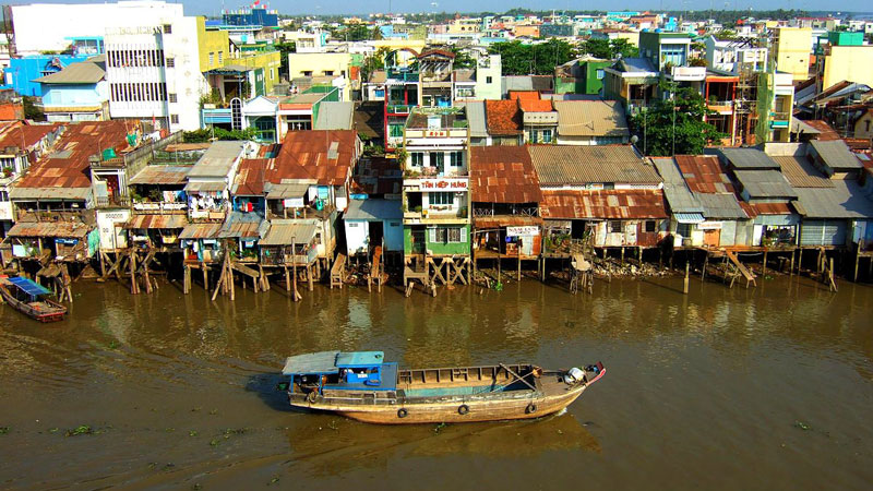My Tho – Can Tho Mekong Delta (2 Days/1 Night; RT-PRT018)