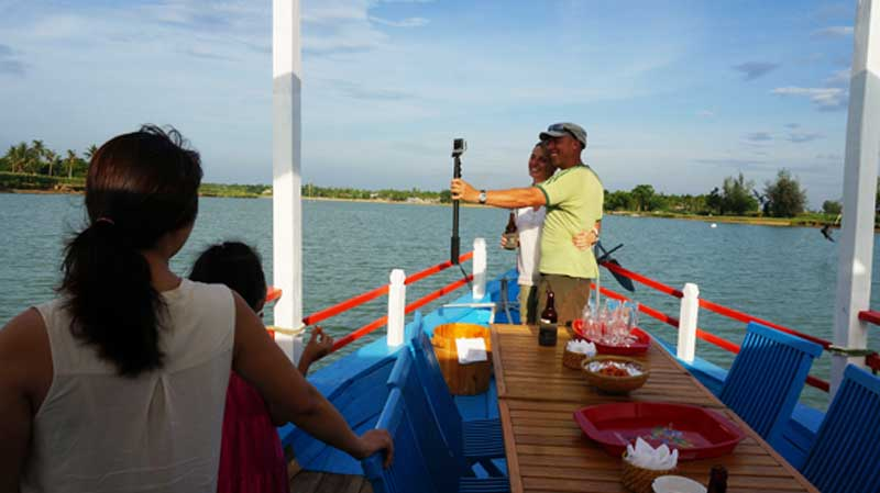 Hoi An Culinary River Cruise (3,5 Hours - RT016)