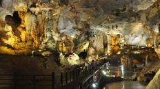 3.2 Thien Duong cave