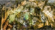 3.1 Thien Duong cave