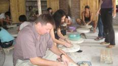 1.3 Bat Trang Pottery village