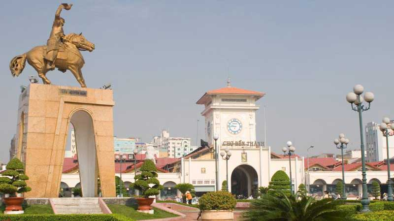 Ho Chi Minh (Sai Gon) City Tour (Full Day - RT411)