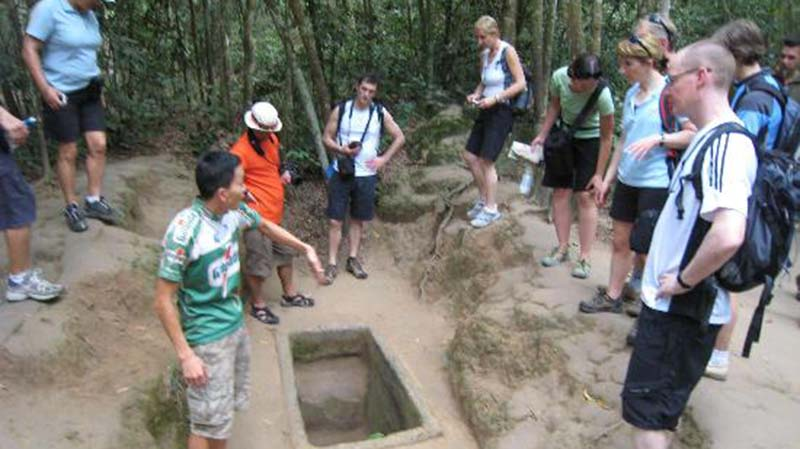 Cu Chi Tunnels (Half Day - RT412)