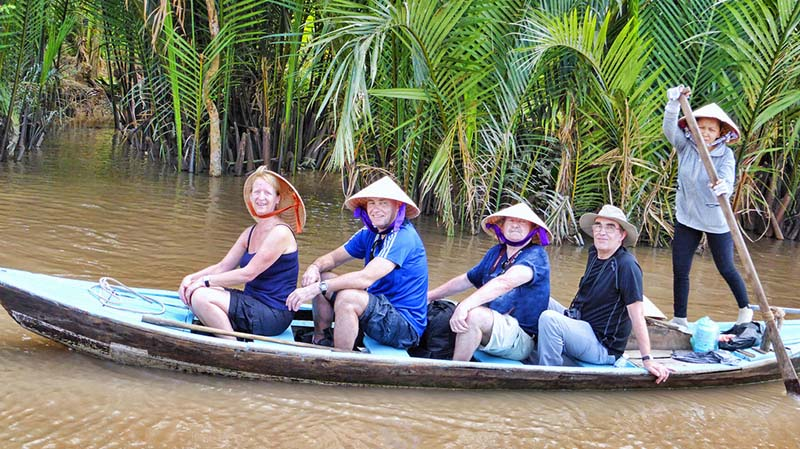 Mekong Delta - My Tho - Ben Tre Tour (Full Day - RT414)