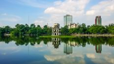 Ha noi in viet nam