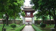 Hanoi-Temple-of-Litterature---Vietnam
